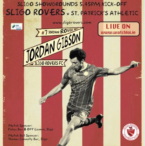 Sligo Rovers 2021 home match E-Programme bundle (5 games)