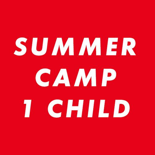 Sligo Rovers camp 1 child Summer 2021