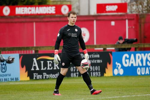 Sligo Rovers Goalkeeper Jersey 2021 Kids