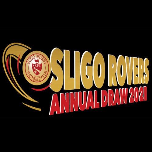 Sligo Rovers Annual Draw book of Ten 2021