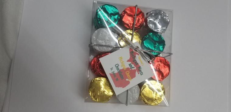 All Flavor Holiday Gift Box-Michigan Chocolate 8.5oz