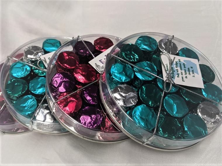 Michigan Chocolate 9 oz. Gift Rounds