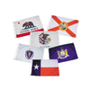 Sample Montage of State Flags (finished with heading and grommets)