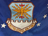 Air Force Embroidered Flag Close up