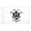 Coast Guard Flag (Heading and Grommet Style)