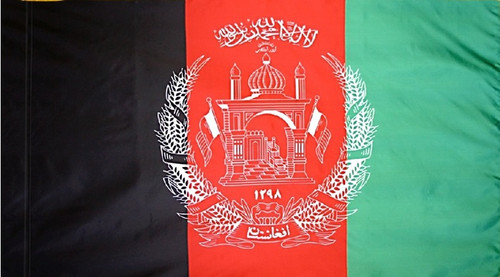 Afghanistan - Flag with Pole Sleeve