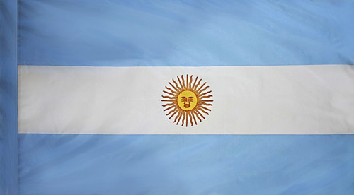 Argentina - Flag with Pole Sleeve