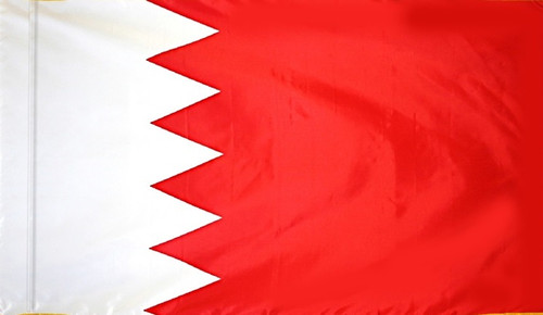 Bahrain - Flag with Pole Sleeve