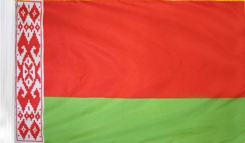 Belarus - Flag with Pole Sleeve