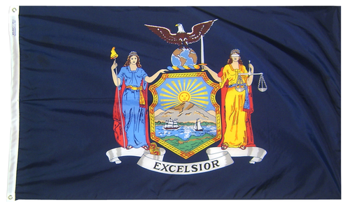 3/'x5/' Maine State Flag USA Outdoor Indoor Banner Coat of Arms North Star 3X5