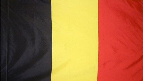Belgium - Flag with Pole Sleeve