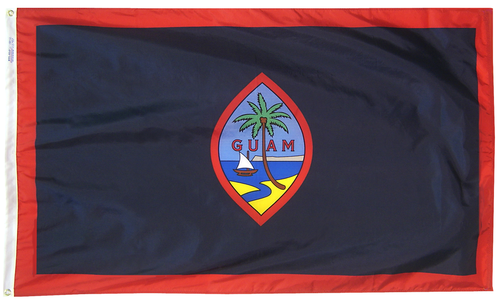 Guam - Territory Flag - For Outdoor Use