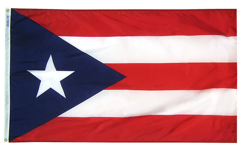 Puerto Rico - Territory Flag - For Outdoor Use