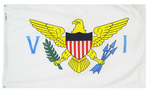 U.S. Virgin Islands - Territory Flag - For Outdoor Use