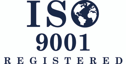 ISO 9001Registered Flag