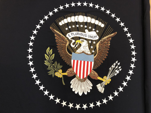 Custom Embroidered Flag