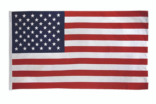 American Flag - Nyl-Glo Nylon - For Outdoor Use