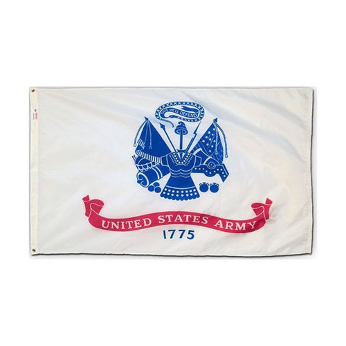 U S  Army Flag - Outdoor