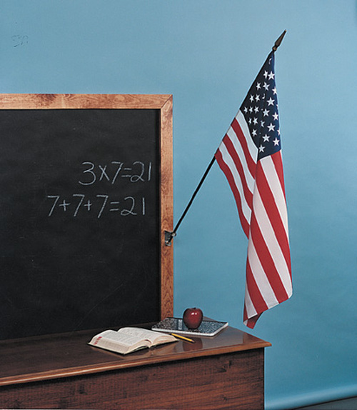 American Flag - Classroom (Carton of 12)