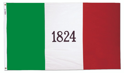 Alamo Flag - 3'x5' - For Outdoor Use