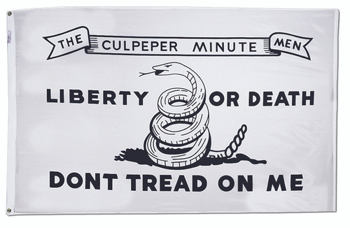 Culpeper Flag - 3'x5' - For Outdoor Use
