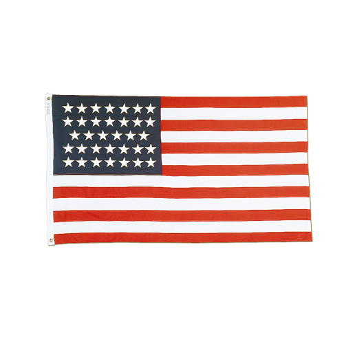 Union Civil War (34 Star) American Flag - 3' x 5'