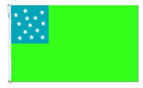Green Mountain Boys Flag - 3' x 5'