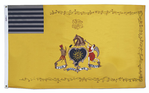 Philadelphia Light Horse Flag - 3' x 5'