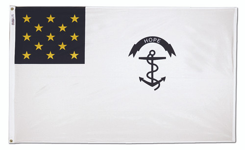 Rhode Island Regiment Flag - 3' x 5'