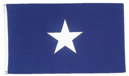 Bonnie Blue Flag - 3'x5' - For Outdoor Use