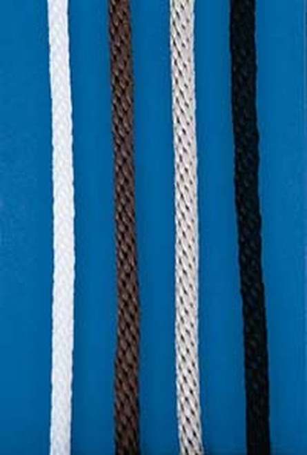White, Bronze, Silver, Black Non-Wire Halyard