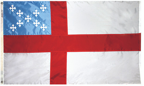 Episcopal Flag - For Outdoor Use