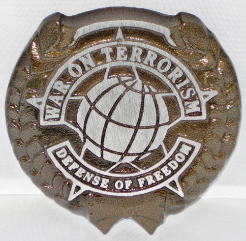 War on Terrorism Grave Marker