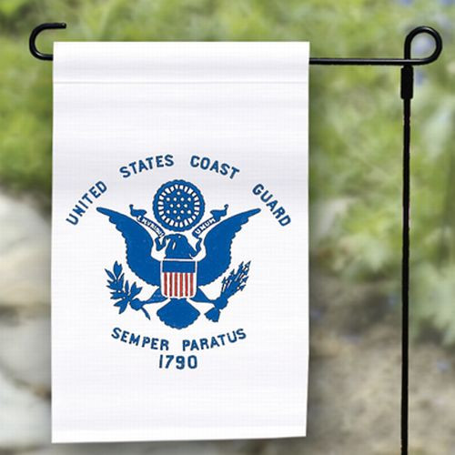 Coast Guard - Garden Flag