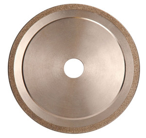 Disco per affilare in pietra diamantata 145 D x 3,2 hd x 16T mm
