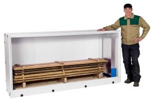 Sauno - Essicatore per legno VT 5,4 kW