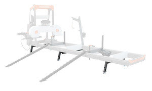 Gambe di supporto stabili, 3 pezzi, B1001