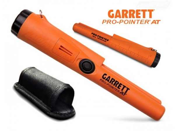 Metal Detector Manuale PRO POINTER AT - Garrett