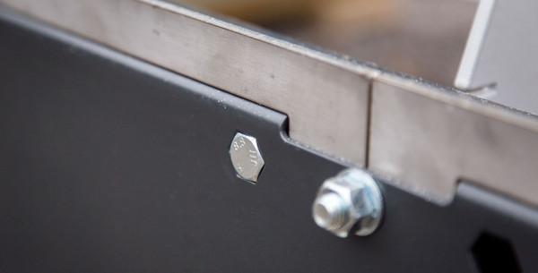 Segheria a nastro  Logosol Band B1001  23HP B&S Benzina compreso Affilatore lame automatico