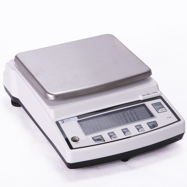 +Prime PS-B10001 10000g/0.1g Balance Scale with 10 Weighing Units