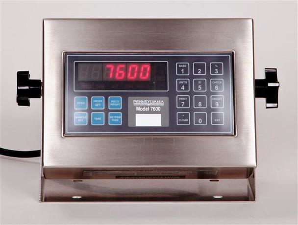 Pennsylvania 7600E Indicator