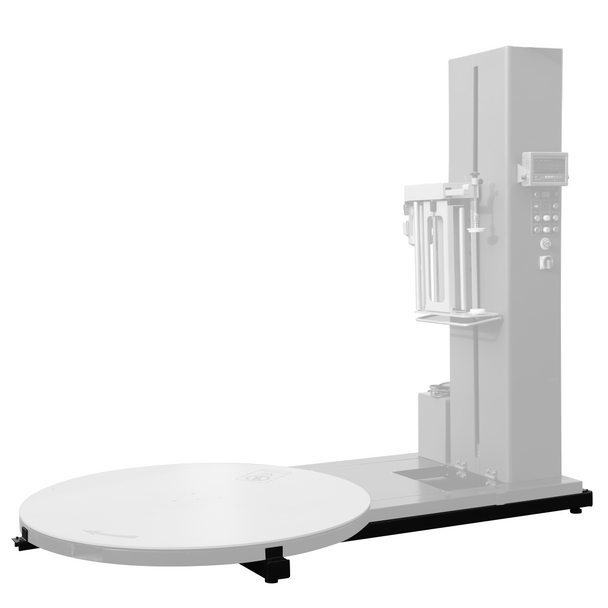 PS-PI Universal shrink wrap machine weighing system Turn any pallet wrapper into a Scale