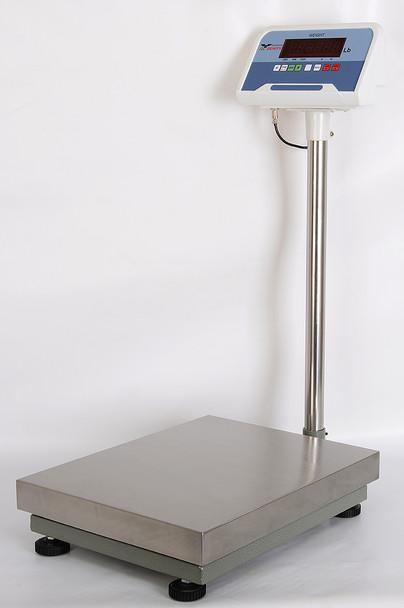 "PS-ZB300 12' x 16"" 300lb X 2lb shipping bench scale"