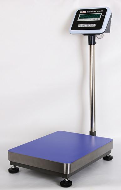 "PS-ZB600 12"" X 16"" 600lb X 0.1lb Shipping Bench Scale"