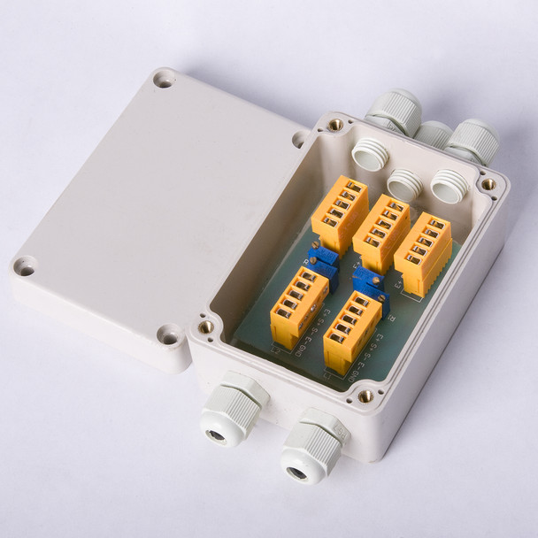 Basic Junction Box with Summing Card for prime Scale Floor and Pallet Scales