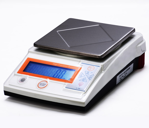 PS-B10001-PTT 10000g/0.1g Balance Scale with 16 Weighing Units