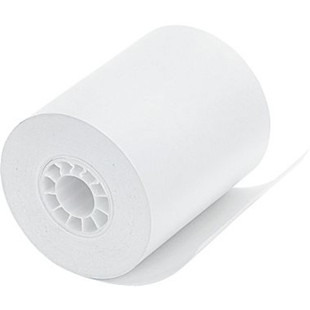 """PS-25 Thermal Labels for PS-25 Thermal Printer. Comes in a 10 pack. 57mm x 50mm - 1/2"""" Core"""