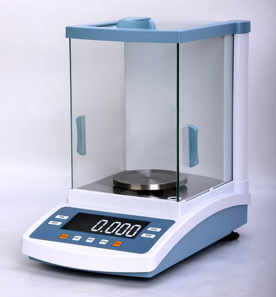 High Performance 1mg Balance Scale with RS232 Output
