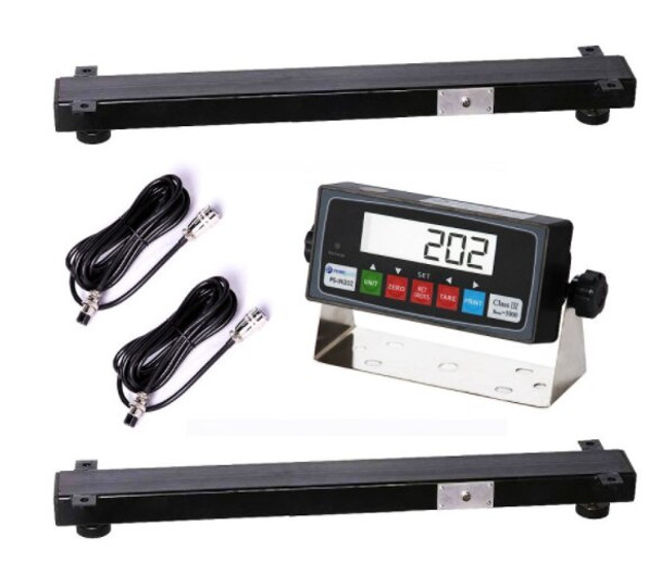 Prime PS-48WB Weight Bar & Indicator Set Commercial Scales