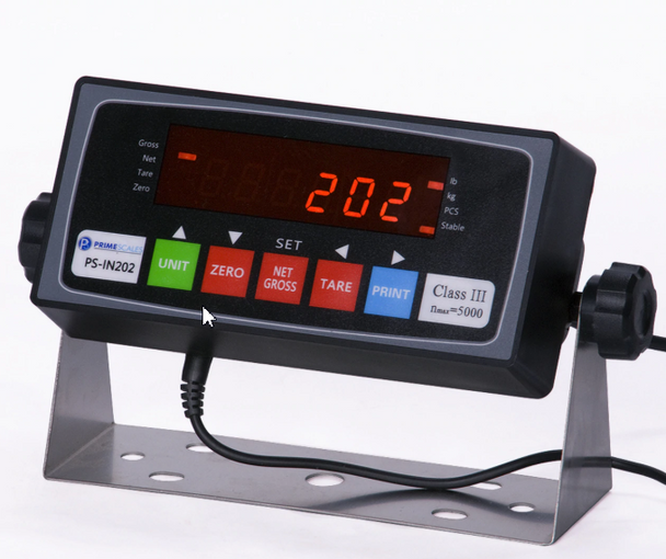 Prime Scales Calibration and Trouble shooting